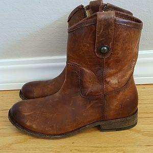 Frye Melissa Short Riding Boots